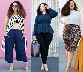 8 WAYS YOU CAN ROCK PLUS-SIZE FASHION