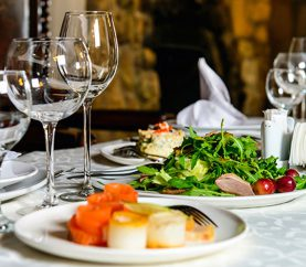 Eating Out Over The Weekend? You No Longer Need To Worry About Those Additional Calories