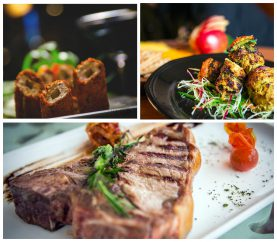 Hot Hangout: Mostly Grills at The Orchid, Mumbai
