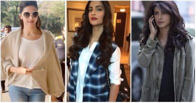 10 Bollywood Actresses Show You How To Layer Up For Winter