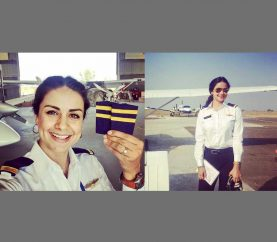 What? Gul Panag A Pilot Now!