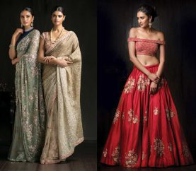 Don't Stash Away Your Bridal Wear Just yet. Here are 5 Smart Ways To Wear Them Again