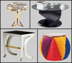 5 Amazing Coffee Tables For Your Hallway