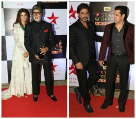Award Season Kicked In And Bollywood Sizzled At The Red Carpet…