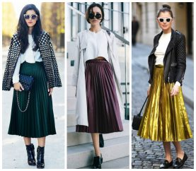 How To Style The Pleated Skirt In 6 Easy Ways