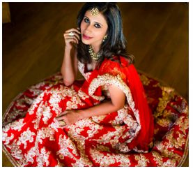 Just In: Such An Unconventional Bride You Are Kishwer