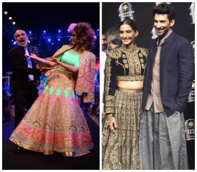 In Pics: When Celebrities Scorched The Ramp With Glamour