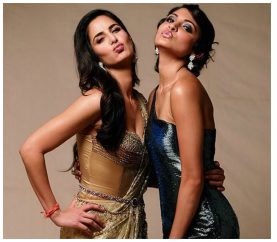 Latest Buzz: Katrina And Anushka Are Coming Together On The Couch For KWK?