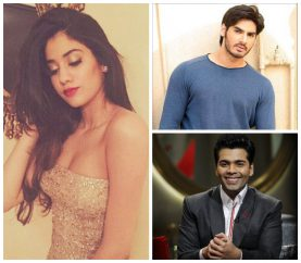Talk Of The Town: Are Jhanvi And Ahan, K Jo's New 'Students'?