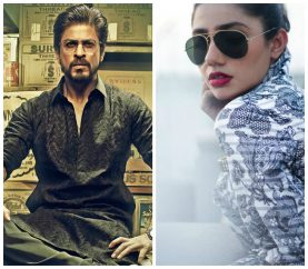 Buzz: SRK and Mahira Khan To Continue Shoot For 'Raees' In Dubai?