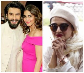 Rekha And The Befikre Jodi Shines At Dubai