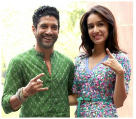 What? Shraddha Kapoor Was Dragged Back From Her Live-In Arrangement By Dad Shakti?