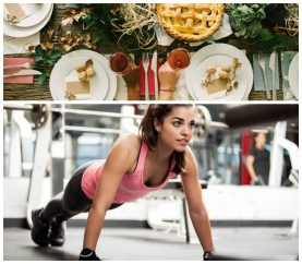 5 Pro Tips To Help You Stay Fit Through The Holiday Season