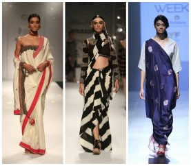 Trend Alert: How To Wear Your Traditional Saree in 6 New Ways
