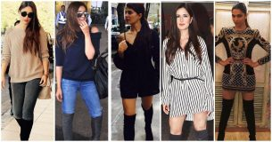 7 Ways To Make A Statement In Knee-High Boots