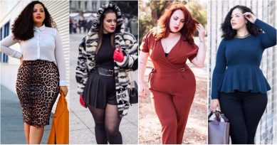 Fashion Tips For Curvy Women