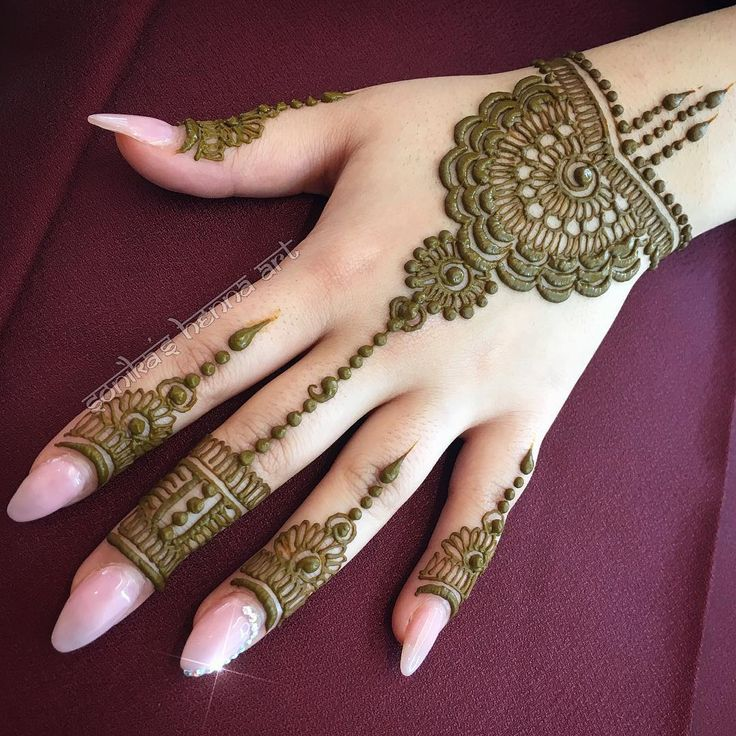 Mehndi Bridal Latest Design : Latest and contemporary henna designs for all occasions