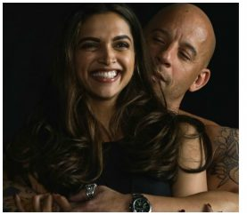 This Kiss Between Deepika And Vin Is Too 'Hot' To Handle