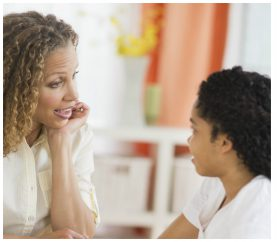 How to help your child in starting a conversation with a stranger