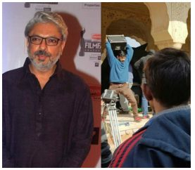 OMG! Sanjay Leela Bhansali Attacked On 'Padmavati' Sets By Protesters