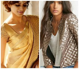 5 Wonderful Ways To Wear Gold This Season