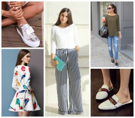 What Are The 5 Fashion Trends That Will Be in for 2017?