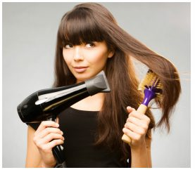 9 Blow-Dry Mistakes That We Wish You'd Stop Making This Year