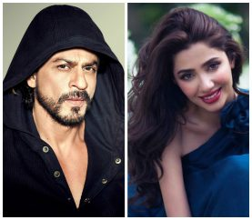 SRK And Mahira Promoted 'Raees' In Dubai, But….