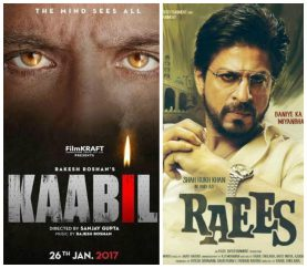 Raees Vs Kaabil Box Office War: It's Advantage SRK As Of Now