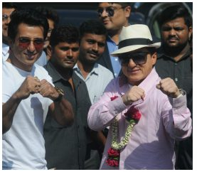 Just In: Jackie Chan To Have Fun On This Indian TV Show
