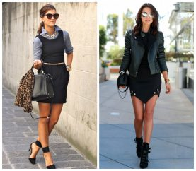 8 Awesome Ways To Style Your Little Black Dress