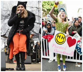The Women's March In USA: It was not history, it was 'herstory!'