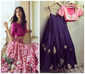 Look Beautiful In A Lehenga Skirt In A Dozen Ways
