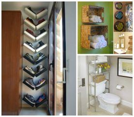 Free Up Space At Home With These 12 Awesome Ideas