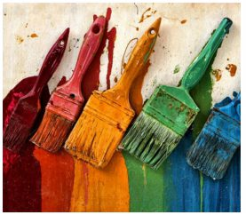 How To 'Declutter' Your Home Simply With Paint