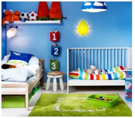How To Make Your Kid's Room More Lively!