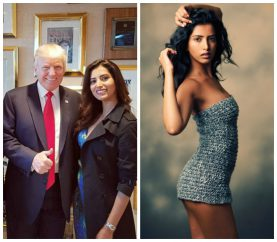 This Ex-Miss India Is An Important Part Of US Prez Trump's Inauguration Concert