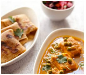 Make Your Lohri Night Special With These Paranthas And Paneer Dishes