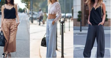 7 Brilliant Ways To Wear Palazzo Pants To Work