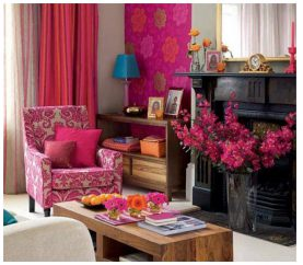 6 Ways To Lighten Up Your Dull Home With Vibrant Flowers