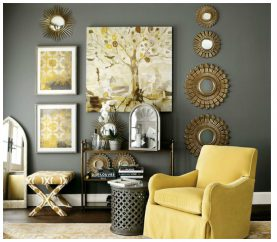 How To Add The Golden Touch To Your Home