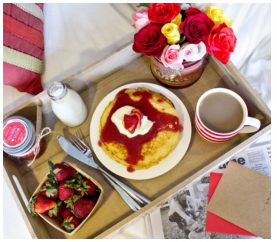 Give A Healthy Twist To Your Valentine's Day Morning