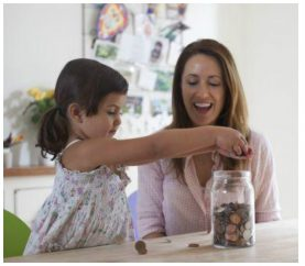 6 Successful Ways To Teach Your Child How To Save Money