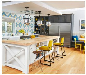 8 Brilliant Ways To Make Your Kitchen Space More Spacious