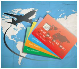 5 Wonderful Tips For Travelling Smart With Travel Cards