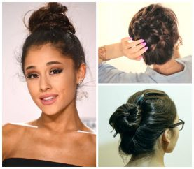 6 Easy Bun Styles You Need To Try Now