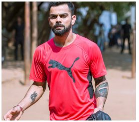 What Is Common Between Virat Kohli, Ussain Bolt And Thierry Henry?