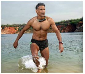 Milind Soman Has Set Yet Another Record!