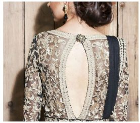 5 Lace Blouse Designs You Need To See Now!
