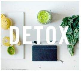 Top 10 Healthy Superfoods For Instant Detox